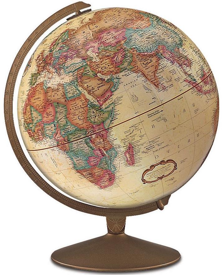 Resultado de imagen de globo terraqueo