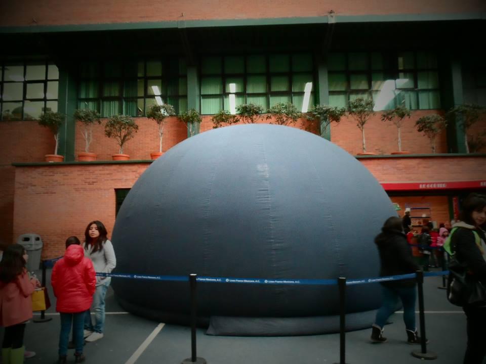 Planetario Móvil De Sbk México